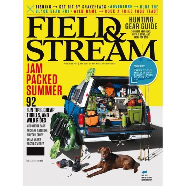 Field & Stream Magazine Subscription