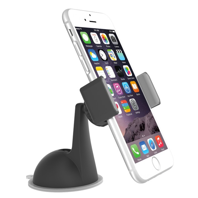 LAX Universal Car Mount Secured Air Vent Phone Holder For All Smartphones