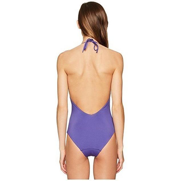 onia Women's Nina One-Piece Deep Royal Swimsuit Sz: S