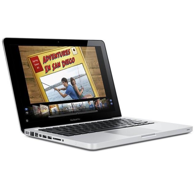 "Apple 13.3"" MacBook Pro MC374LL/A (2.4 GHz, 4GB RAM, 250GB HDD) - Grade B"
