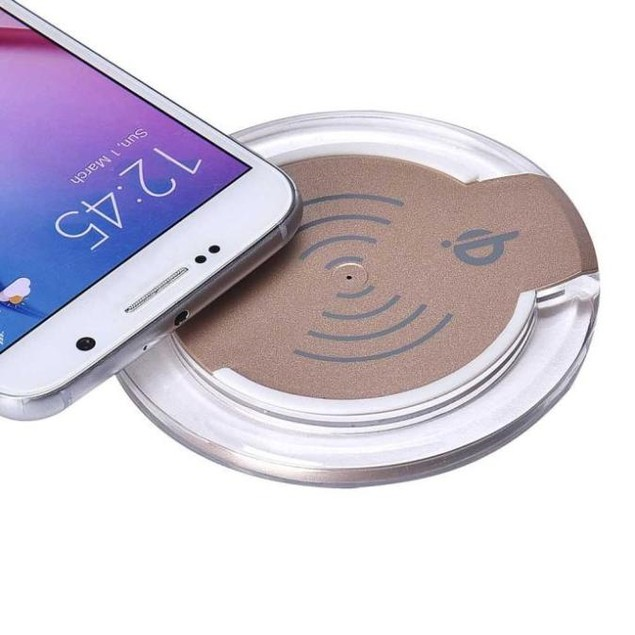 Qi Wireless Charger Charging Pad For Samsung Galaxy S7/S7 Edge