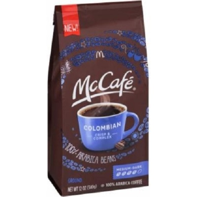McCafe Colombian Ground Coffee