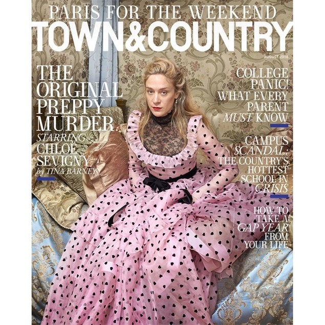 Town & Country Magazine Subscription