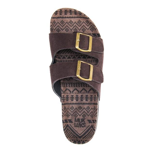 Muk Luks Mens's Parker Sandals