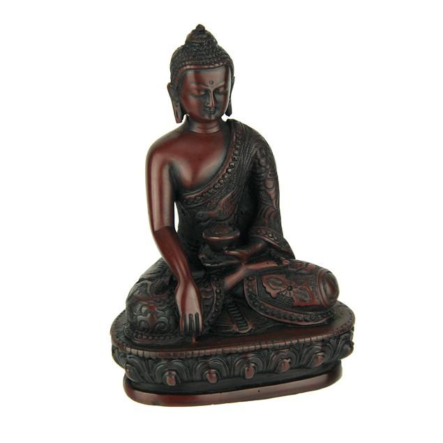 Ratnasambhava Sitting Meditation Buddha Statue Statues