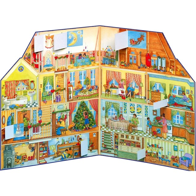Merry Christmas Advent Calendar, Advent Calendars by Babalu