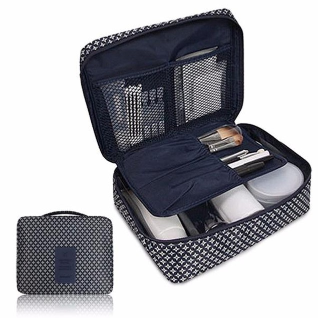 Toiletry Travel Kit Organizer