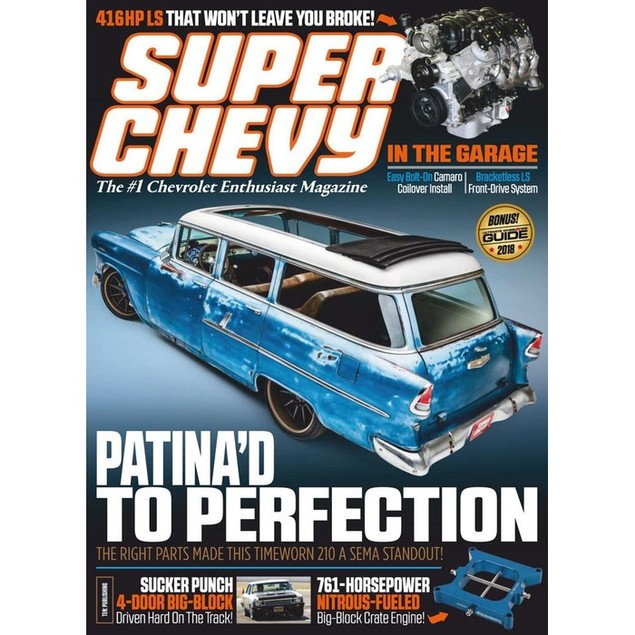 Super Chevy Magazine Subscription