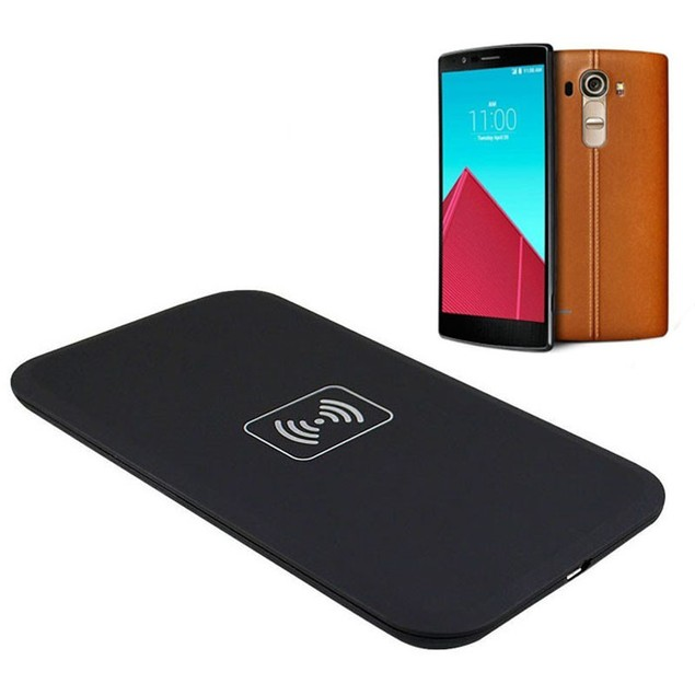 For LG G4 F500 H815 H811 VS986 LS991 Qi Wireless Charger Charging Pad