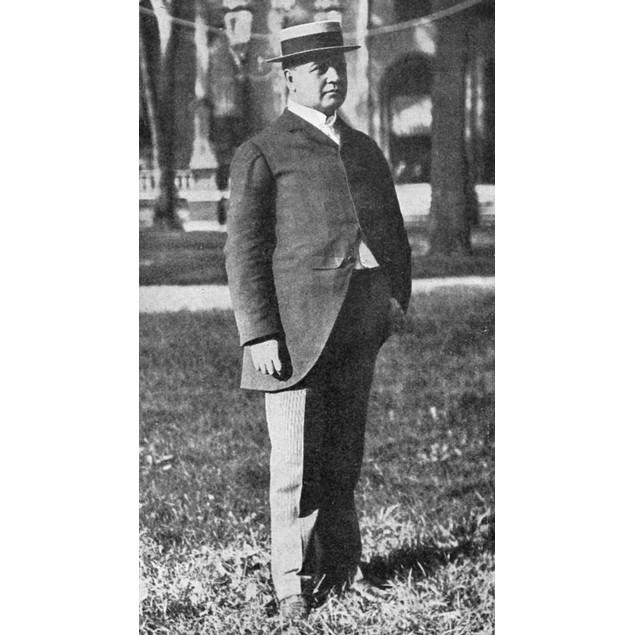 Timothy L. Woodruff /N(1858-1913). American Politician. Photograph, 1900. P