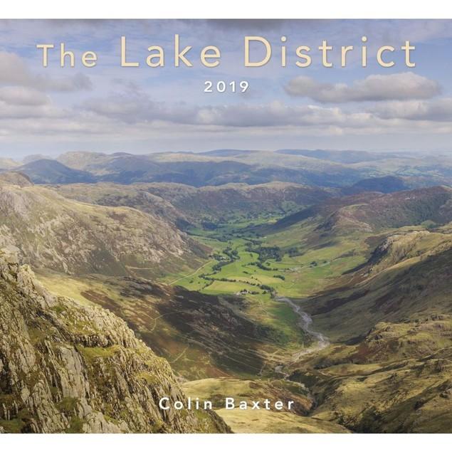 Lake District Wall Calendar, Scotland by Colin Baxter Photography