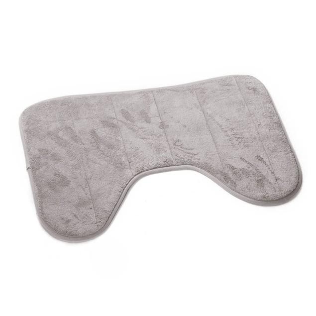 40*60cm U Shaped Bath Mats Anti Slip Home Bathroom