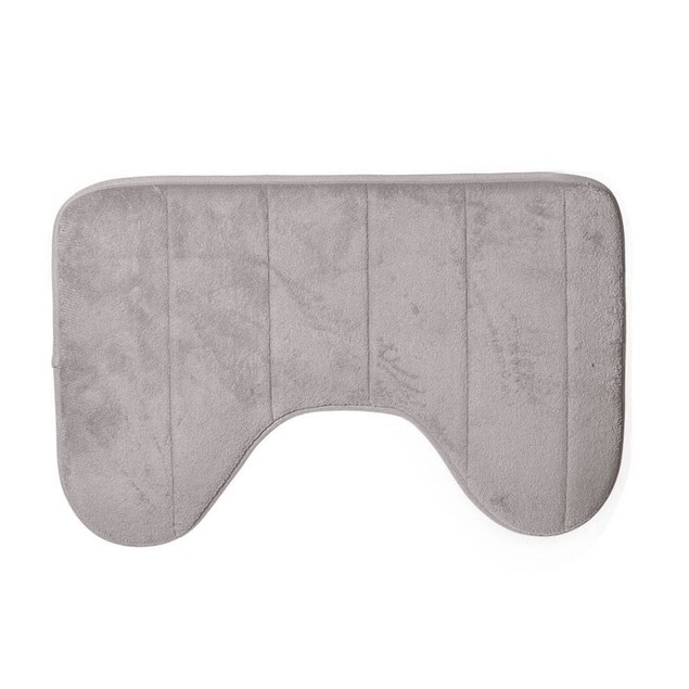 40*60cm U Shaped Bath Mats Anti Slip Home Bathroom