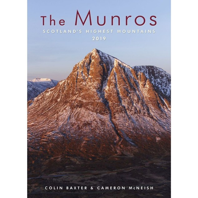 The Munros Wall Calendar, Scotland by Calendars
