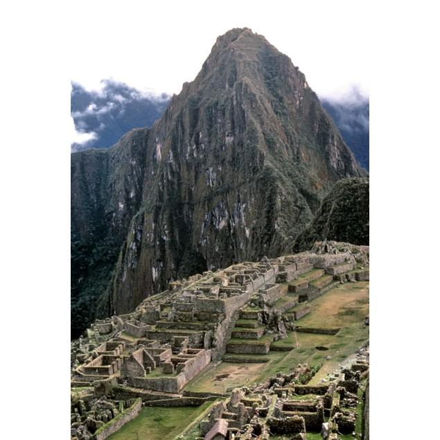 Peru: Machu Picchu. /Nruins Of The 15Th Century Inca City. Poster