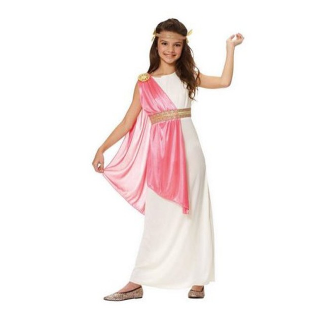 Roman Empress Girls Costume