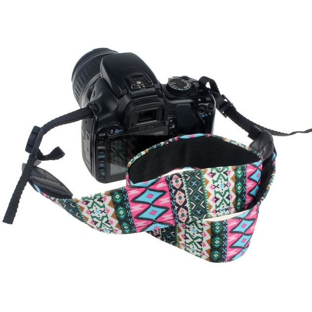 Camera Shoulder Neck Strap Belt For SLR DSLR Nikon