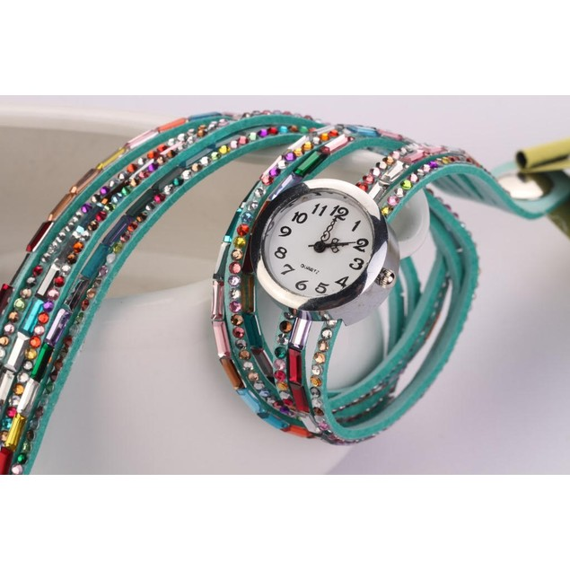 Beaded Band Watch