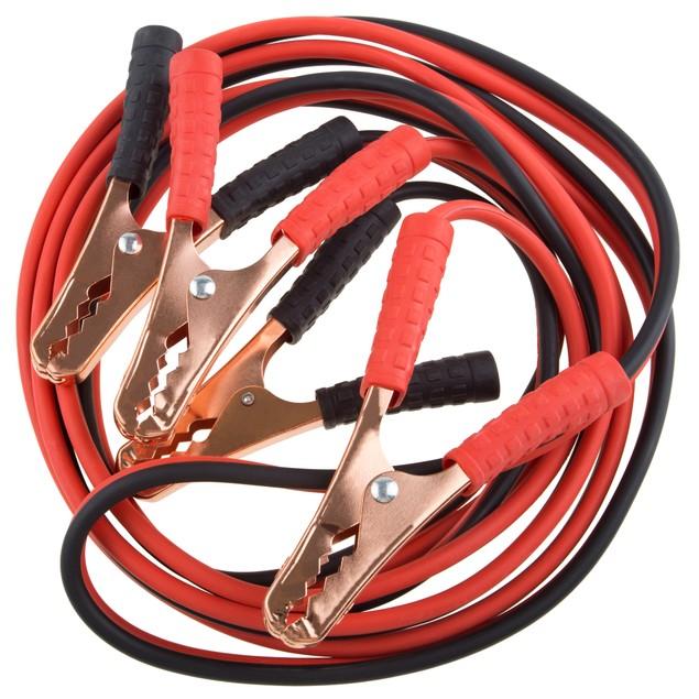 Jumper Cables Stalwart - 12 Ft. - 10 Gauge with