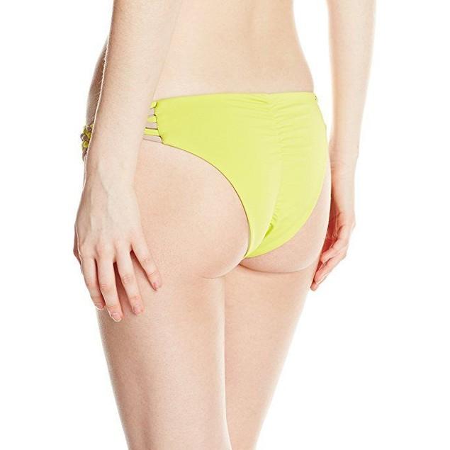 O'Neill Women's Surf Bazaar Braided Bikini Bottom SZ: XS