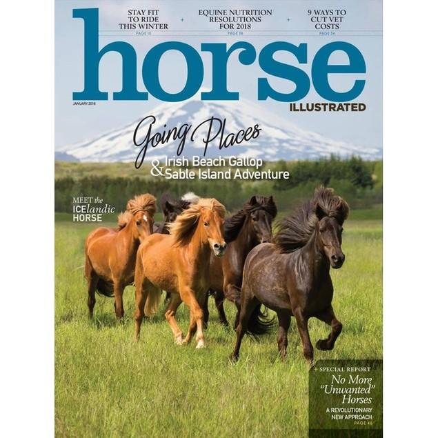 Horse Illustrated Magazine Subscription