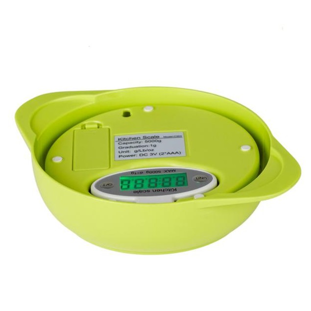 Portable Foldable Electronic LCD Electronic Scale Kitchen Electronic Scales