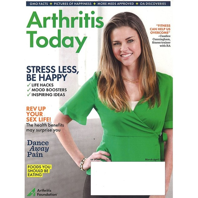 Arthritis Today Magazine Subscription