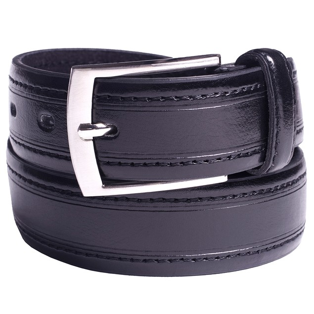2-Pack Mystery Deal: Men's 100% Genuine Leather Belts