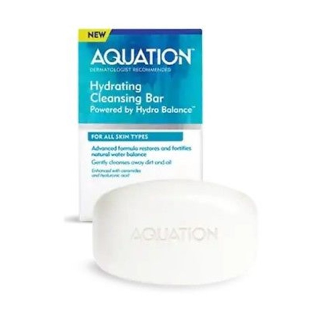 Aquation Hydrating Cleansing Bar 3 Bar Value Pack