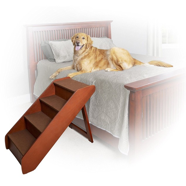 Stairs Wooden Pet Stairs X-Large Steps Cats/Dogs