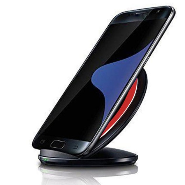 3-Coils Qi Wireless Charger Dock