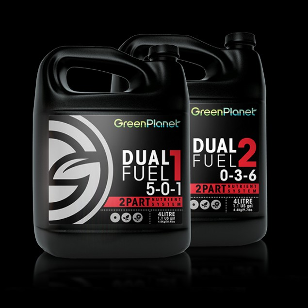 Dual Fuel Part A 10 Liter