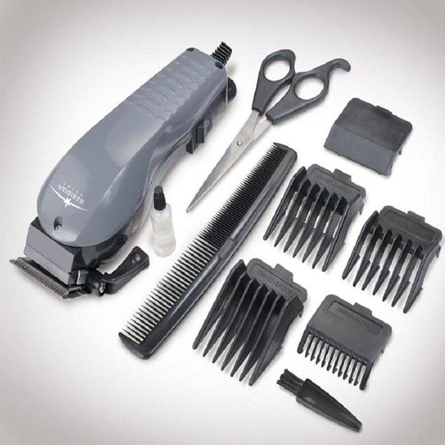10-Piece Hair Clipper Set - 2 Styles