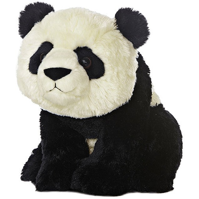 Panda Destination Nation Plush Toy, Stuffed Animals by Aurora World