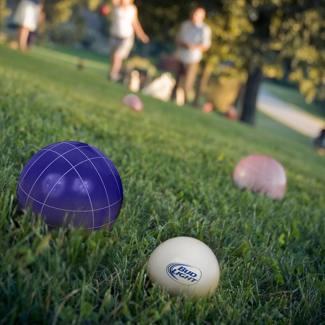 Bud Light Bocce Ball Set - Regulation Size