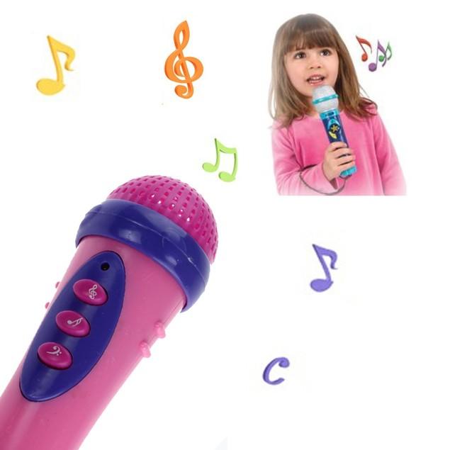 Girls Boys Microphone Mic Karaoke Singing Funny Gift Music Toy