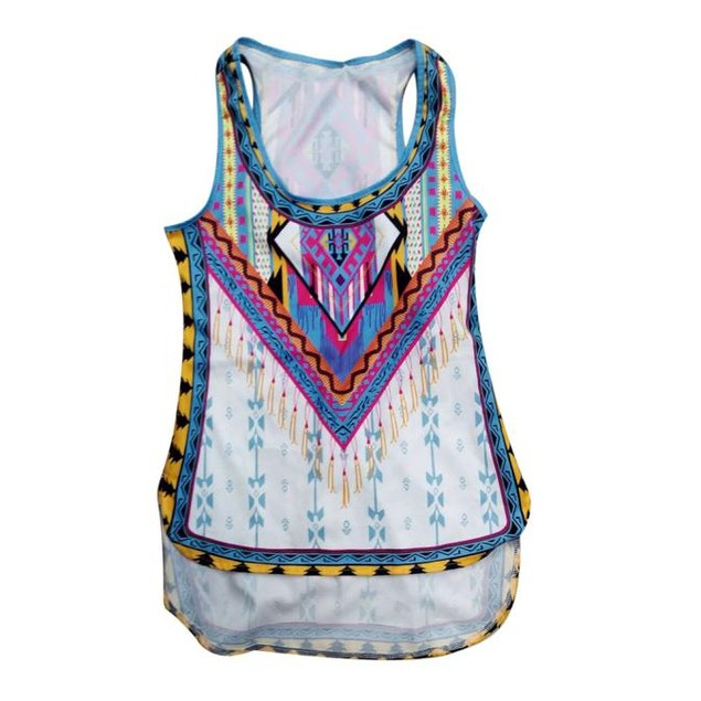 Women Summer Vest Sleeveless Shirt Blouse Casual Tank Tops