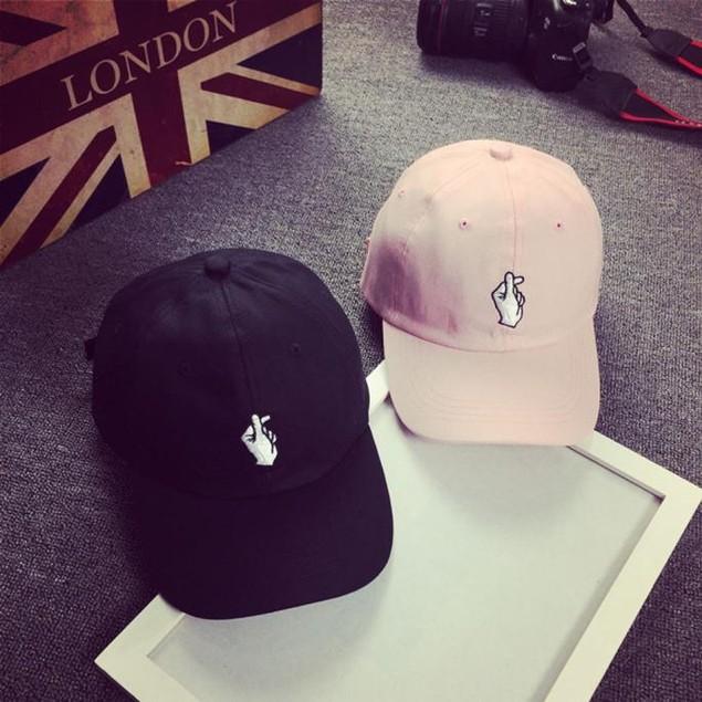 Fashion Caps Baseball Caps Adjustable Hip Hop Finger Sun Caps