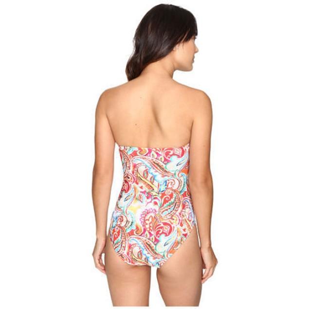 Ralph Lauren Sunrise Paisley Mio One Piece Swimsuit Women's size: 8