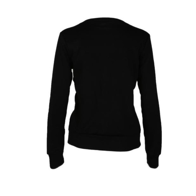 Womens Casual Long Sleeve Letter Sweatshirt Tops Shirt