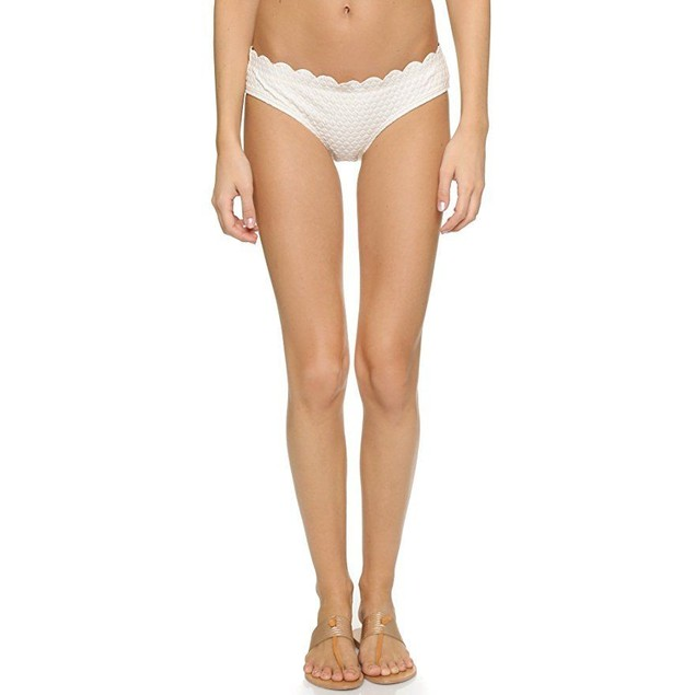 Kate Spade New York Women's Marina Piccola Polka Dot Hipster Bottoms S
