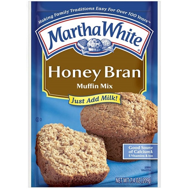 Martha White Honey Bran Muffin Mix