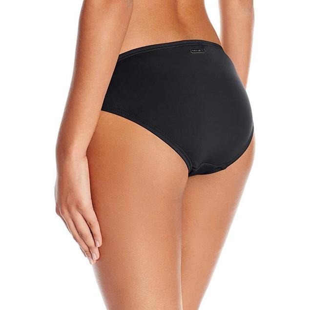 Vince Camuto Women's Classic Solid Hipster Bikini Bottom SZ: L