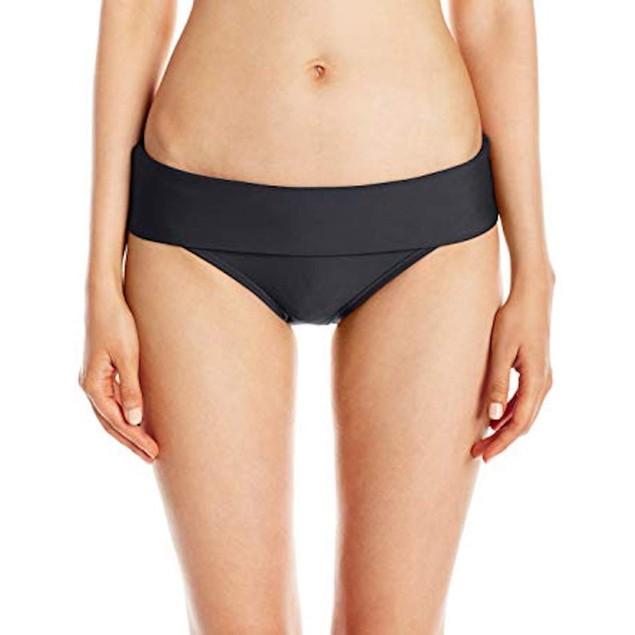 New Next Women's Powerhouse Banded Retro Bikini Bottom SZ: M