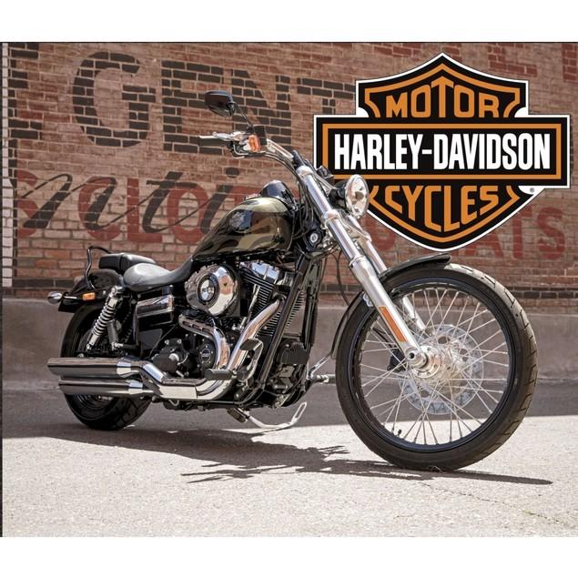 Harley-Davidson Desk Calendar, Motorcycles by Calendars
