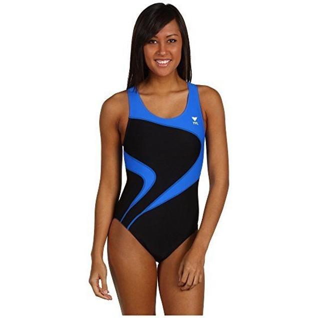 TYR Adult Alliance T-Splice Maxback Swimsuit,   SZ: 32