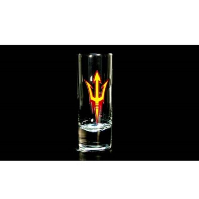 """Arizona State Sun Devils NCAA """"Hype"""" Tall Shot Glass"""