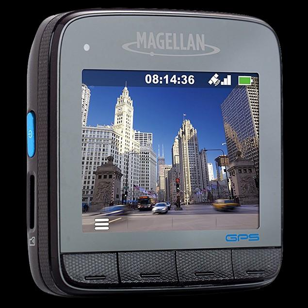 "Magellan MiVue 538 1080p HD Dash Camera with 2.4"" Display"