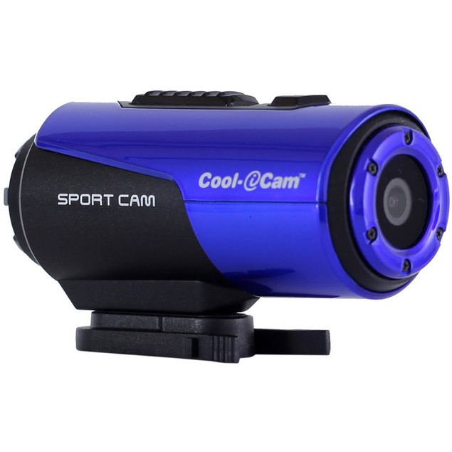 iON Cool-iCam S3000 Waterproof HD Action Cam (New)