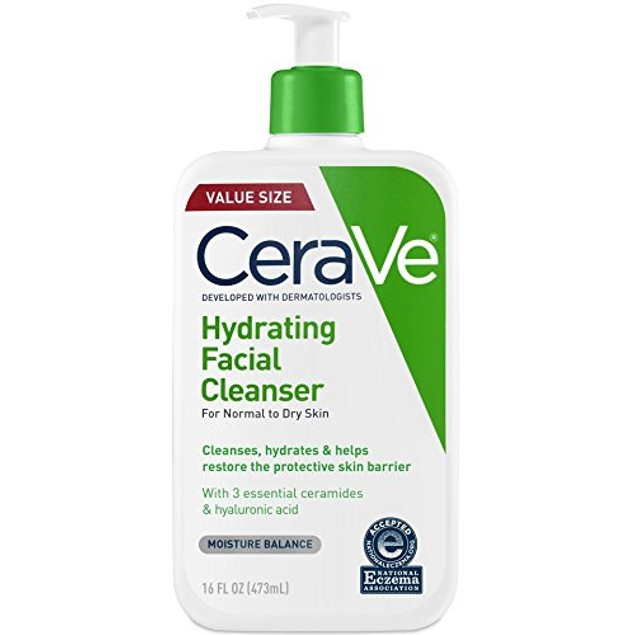 CeraVe Hydrating Facial Cleanser 16 oz